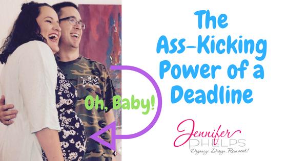 The Ass Kicking Power of a Deadline!