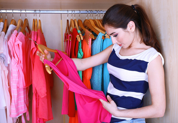 Want your closet to work for you? Take 30 minutes.