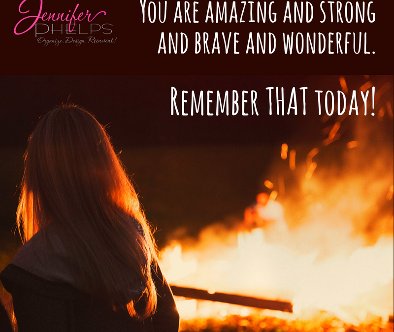 Just One Thing To Remember – Hump Day Love Bomb